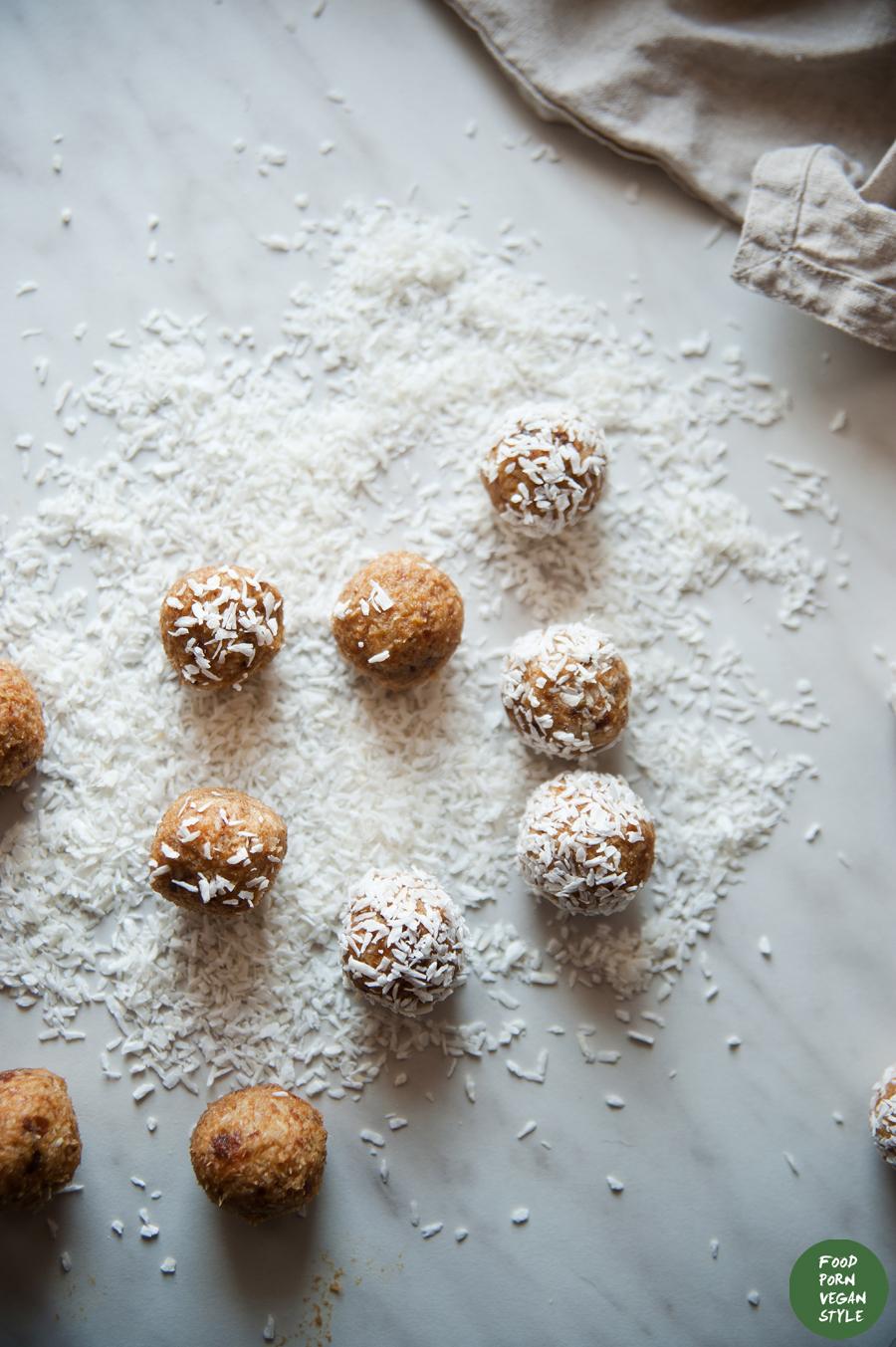 Coconut truffles / Trufle kokosowe