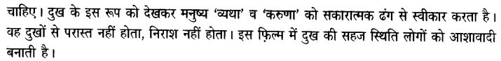 Chapter Wise Important Questions CBSE Class 10 Hindi B - तीसरी कसम के शिल्पकार शैलेंद्र 11b