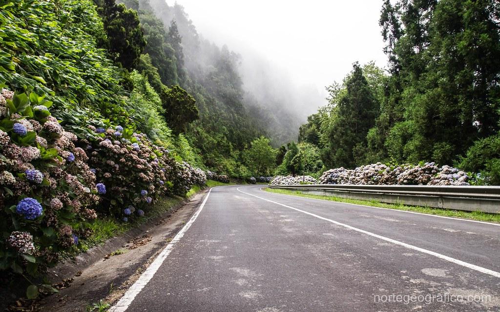Azores Carretera