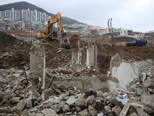 Redevelopment on Yeongdo