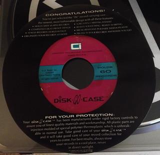 Disc-Go-Case Insert