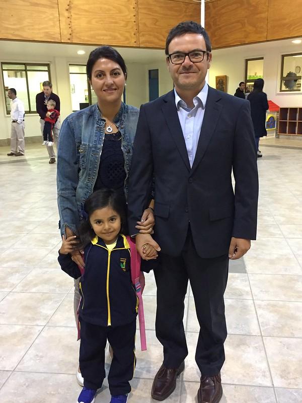 Primer Día Preescolar 2018