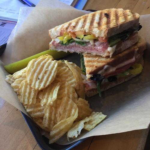 Vegas sandwich