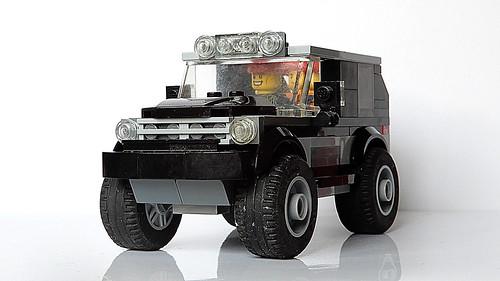 4x4 Off-Roader (MOC - 4K)