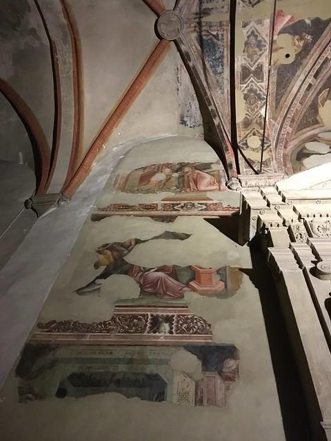 Interior of Santa Maria dei Servi