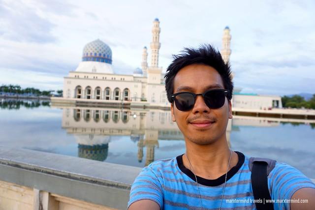 marxtermind at Kota Kinabalu