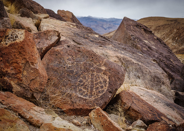 Chidago Canyon Petroglyphs, RICOH PENTAX K-3 II, smc PENTAX-DA 35mm F2.8 Macro Limited