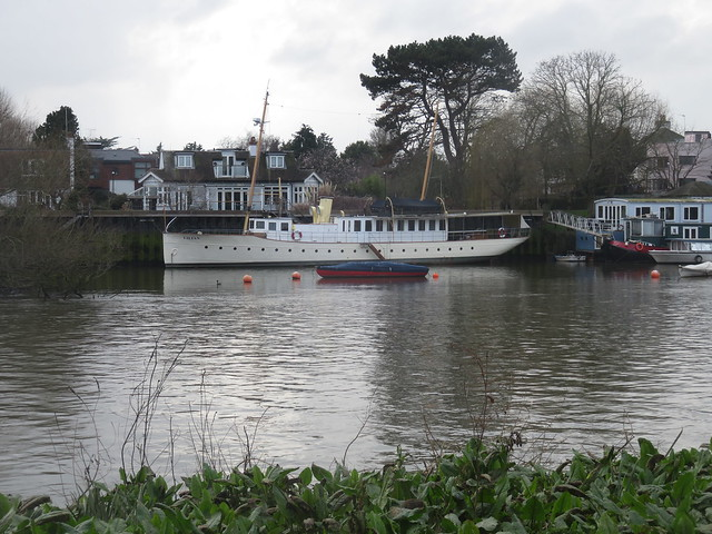 Thames Path - Putney to Richmond