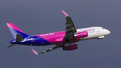 Airbus A320-232 / Wizzair / HA-LYG