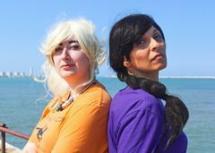 Annabeth and Reyna