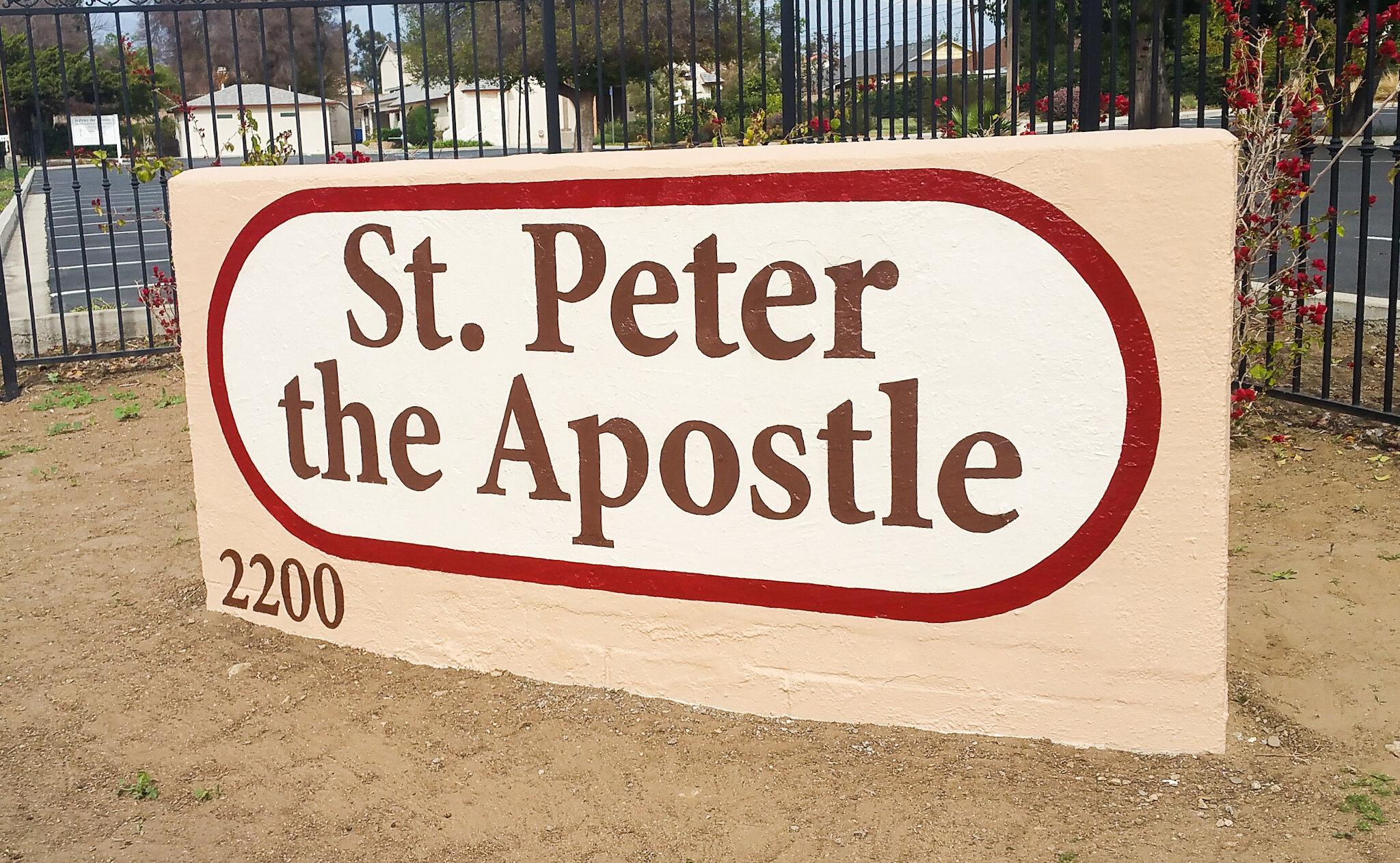 St Peter - Pomona