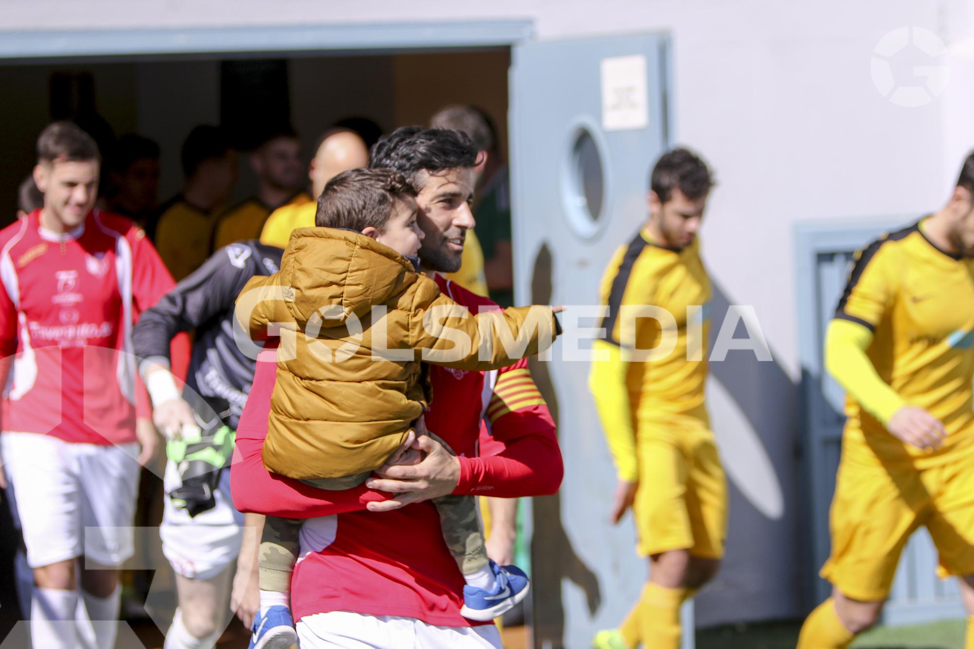 Ribarroja 1 - 0 Vilamarxant Fotos: Sergio Alós
