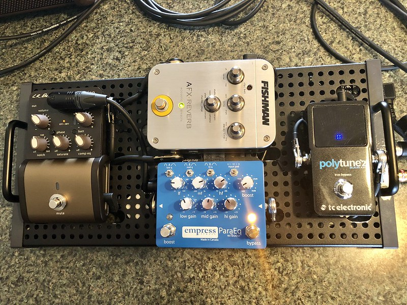 Acoustic Pedalboards - Post yours!! - Page 8 - The Acoustic