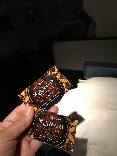 PAL flight,  Mango chocolate
