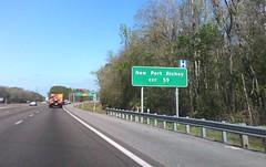 Lutz, FL- I-275