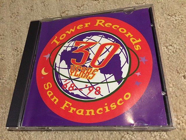Tower Records San Francisco - 30 Years '68 - '98