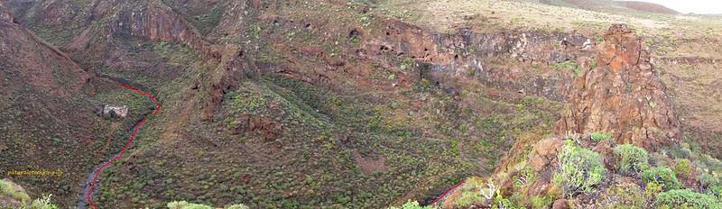11 Vista aérea del tramo