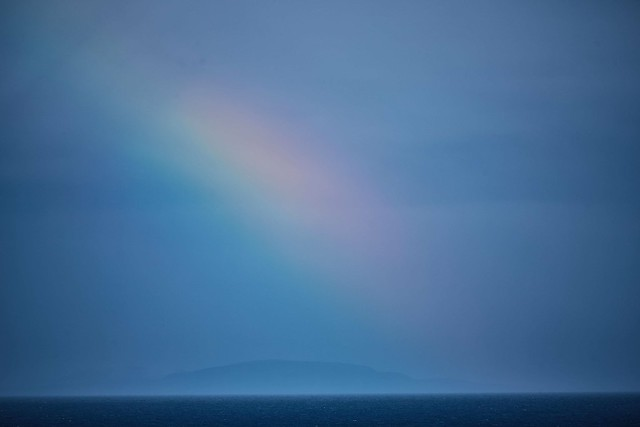 Regenbogen an Schottland, Canon EOS 5D MARK III, Canon EF 100-400mm f/4.5-5.6L IS USM