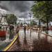 Oude Haven Regen