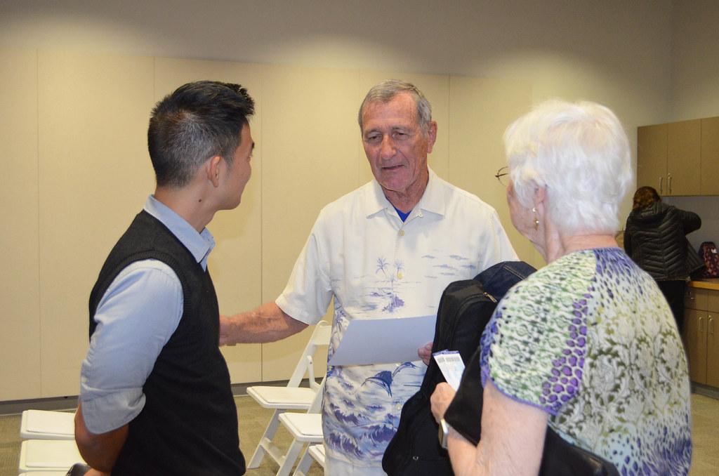 Meet and greet with Jake Shimabukuro 03-07-18