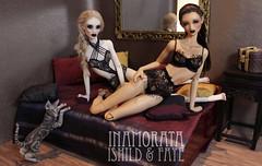 FS: Ishild & Faye - OOAK Inamorata