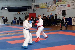 Noicattaro. karate front