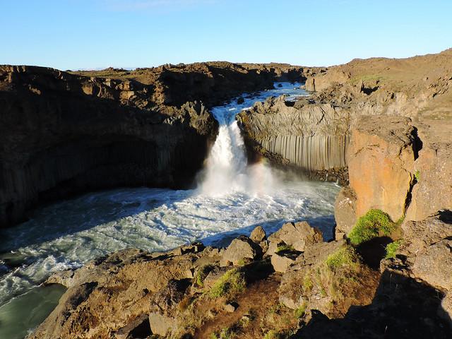 Aldeyjarfoss , Iceland