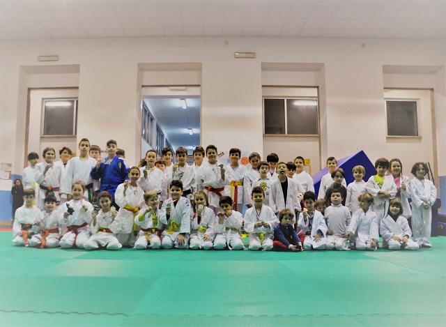Noicattaro. gara judo intero