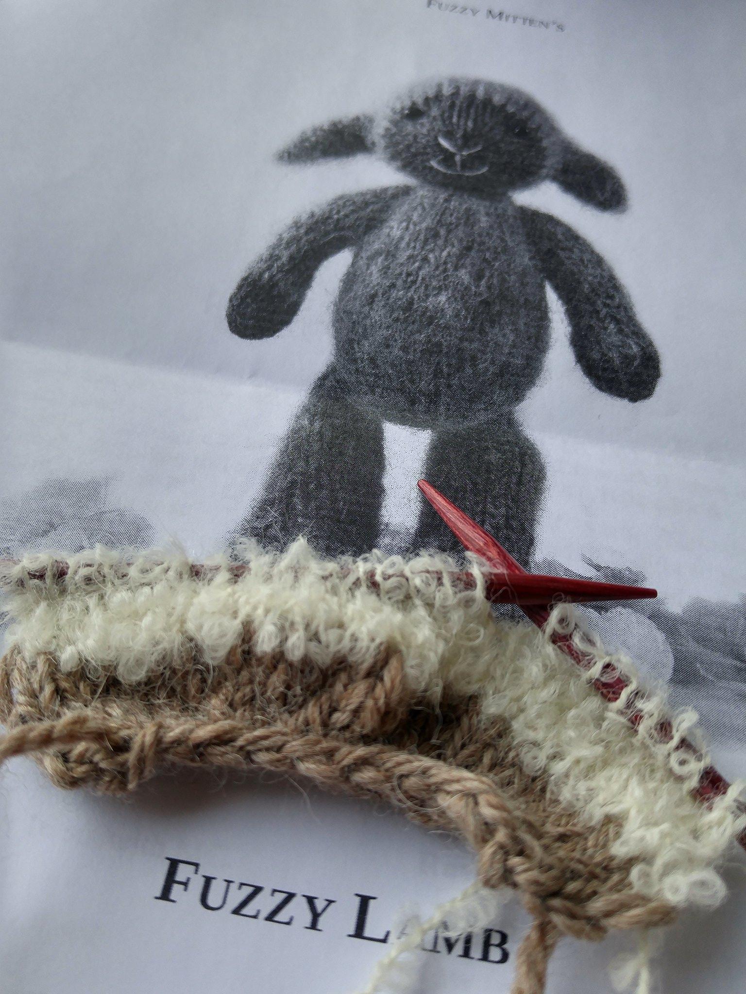 wip: Fuzzy Lamb
