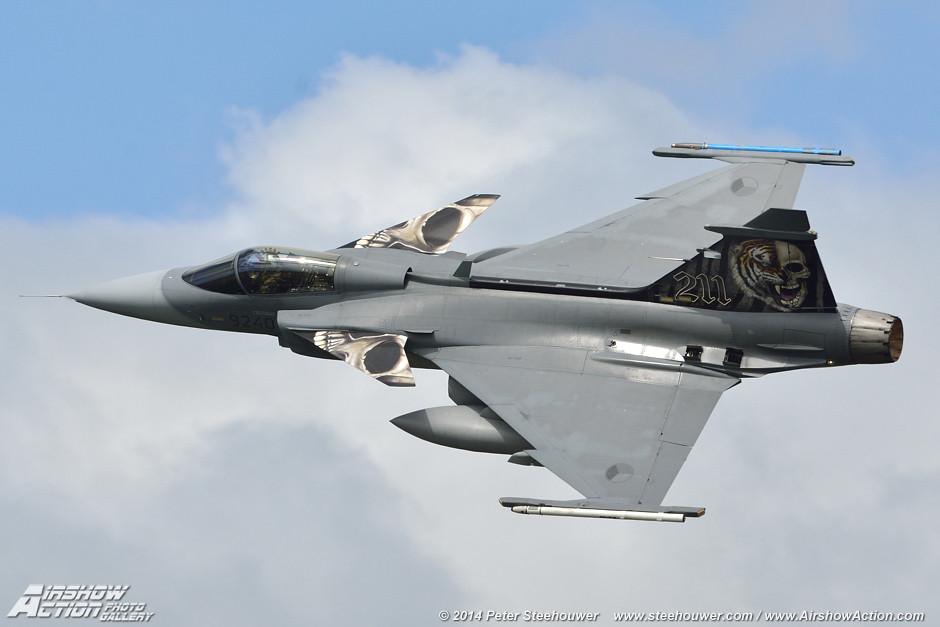 Saab JAS-39C GRİPEN