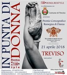 In punta di donna - Treviso - 21 aprile 2018 info@romarestyle.it Roma Restyle