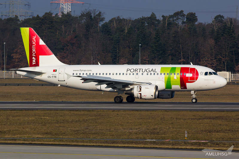 TAP Portugal - A319 - CS-TTE (2)
