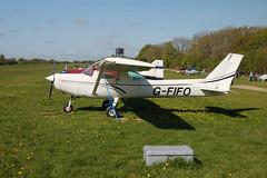 G-FIFO Cessna 152 [152-85177] Popham 020509