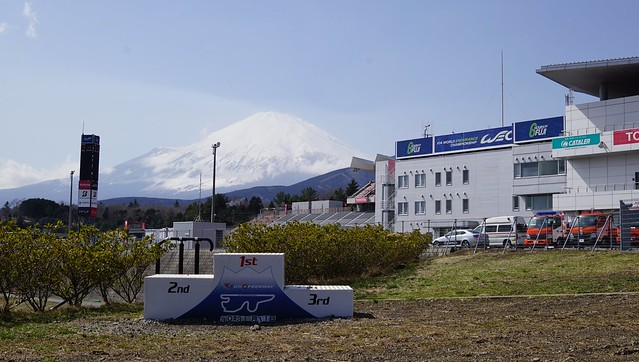 富士スピードウェイ