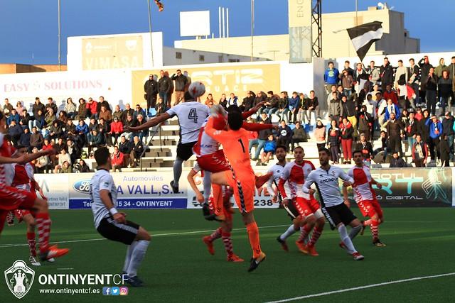 J29 Ontinyent CF (0) - CE Sabadell (0)