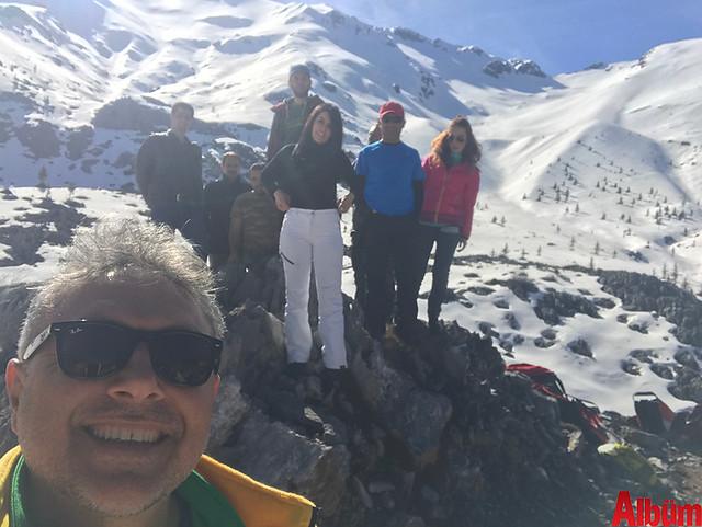 Alanya Akdağ Kayak İhtisas Spor Kulübü- Akdağ keşif turu -4