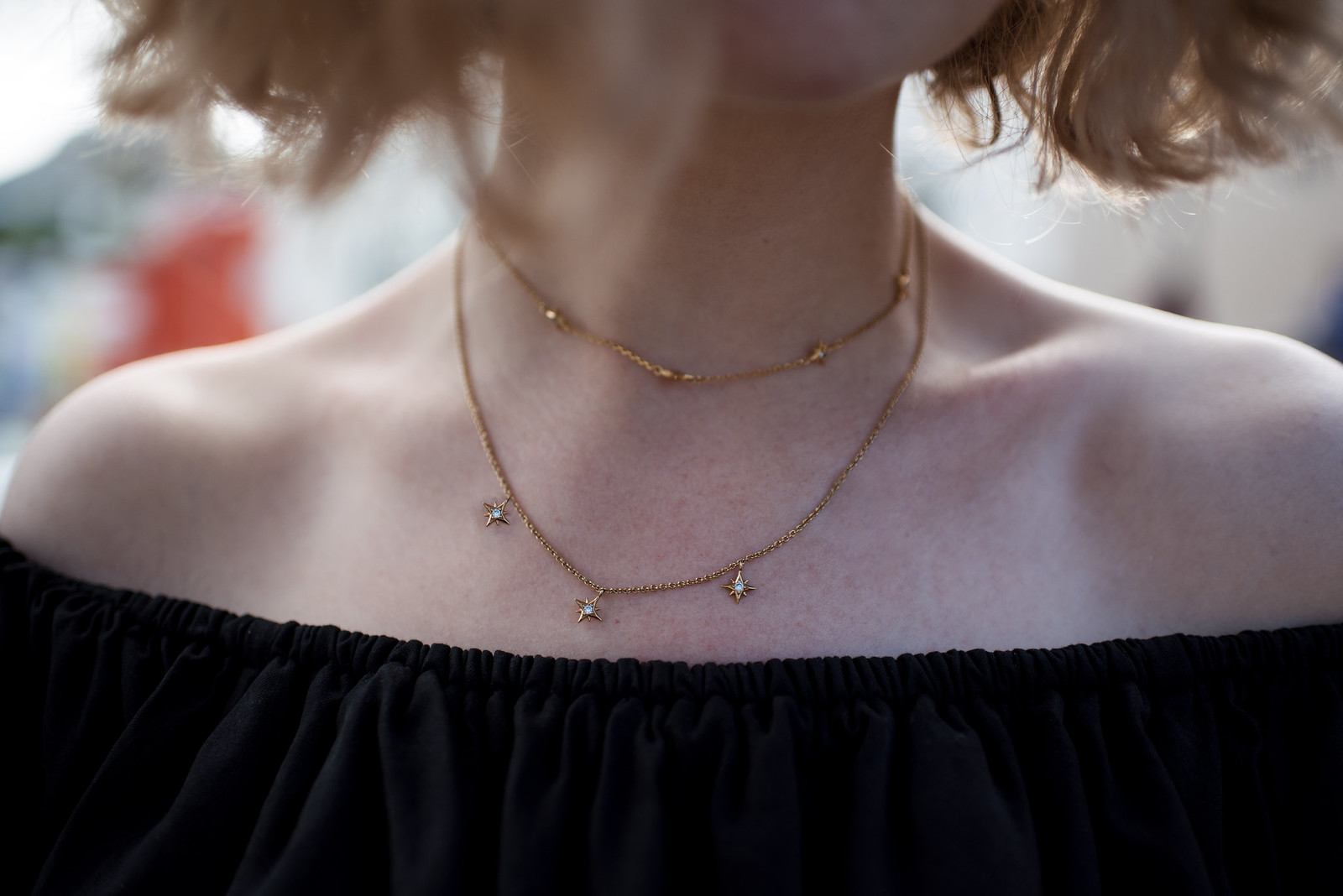 Necklaces by Five and Two on juliettelaura.blogspot.com