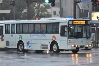 鹿児島交通 鹿児島~指宿~山川桟橋