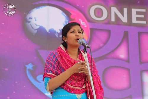 Poonam Barar expresses her views