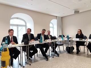 Vorbesprechung COE Congress in Hannover
