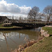 K&AC: Swing bridge at Melsham Park Farm