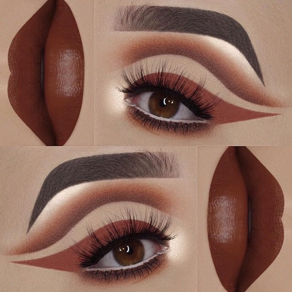 Eyeliner and Eye Shadow Makeup Ideas