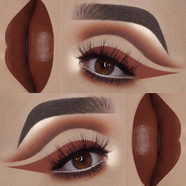 Eyeliner and Eye Shadow Makeup Ideas