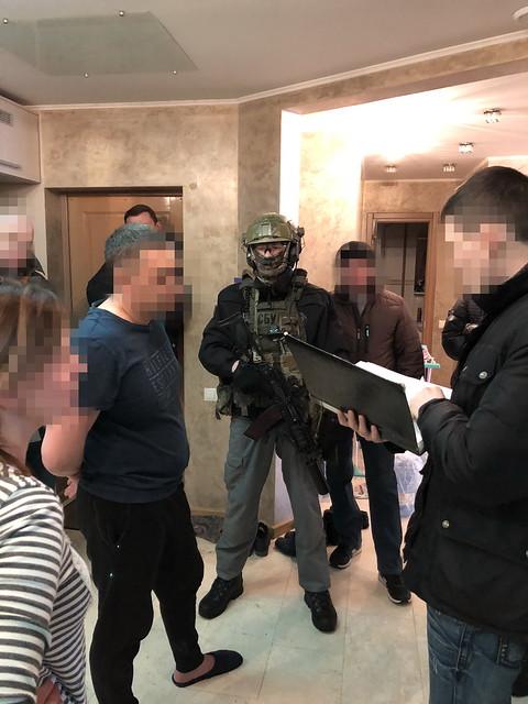 СБУ затримала бізнесмена з «ДНР» за фінансування тероризму