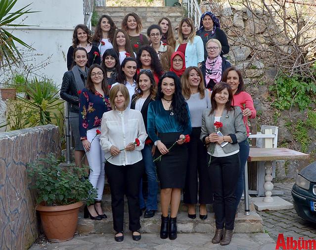 AGC 8 MArt Dünya kadın Emekçiler Günü kahvaltı
