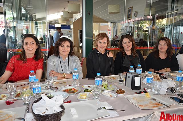 Esma Gürbüz Topal, Asuman Çelik, Melike Topal, Fatoş Toksöz, Fatma Toksöz