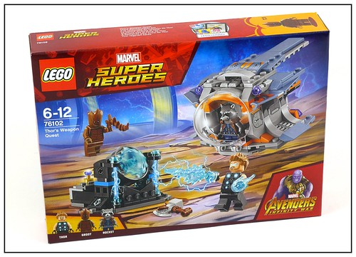 LEGO 2018 Marvel Super Heroes Avengers Infinity War box 05