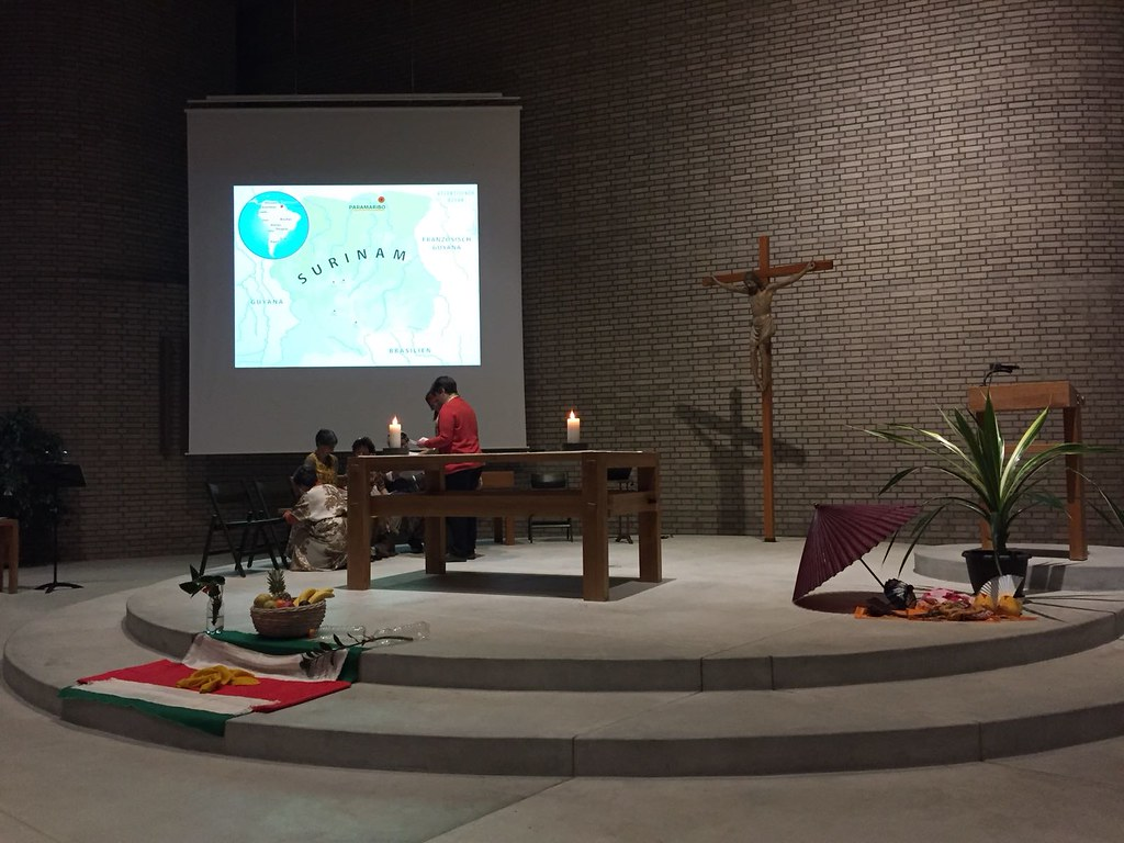 Ökumenischer Gottesdienst zum Weltgebetstag in Brunnen, 2.3.18
