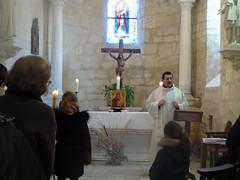 09 Marie, servant du Seigneur accompagne notre contemplation - Photo of Saint-Genis-d'Hiersac