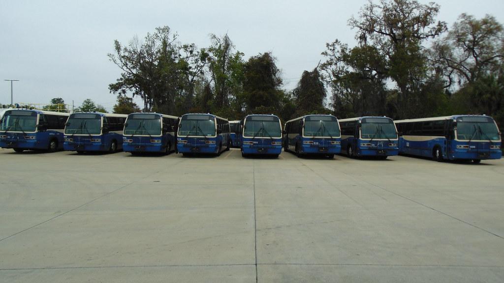 Retired Nova Bus RTSs